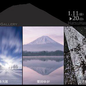 「初春夢幻 HatsuHaruMugen」@Island Gallery にあわせて。