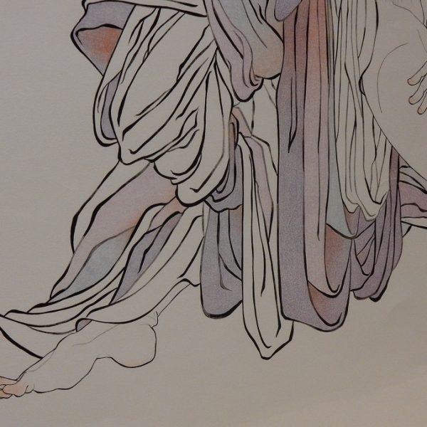 女性と浮世絵展